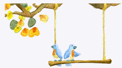 birdsonswing